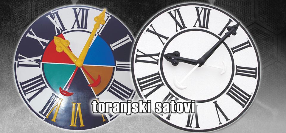 Toranjski satovi
